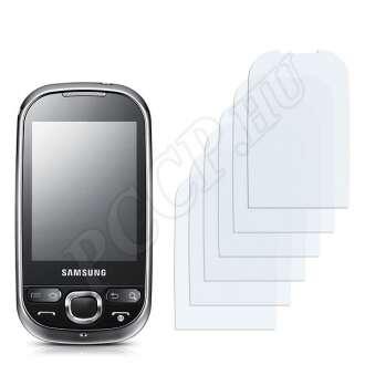 Samsung Europa I5500 kijelzővédő fólia