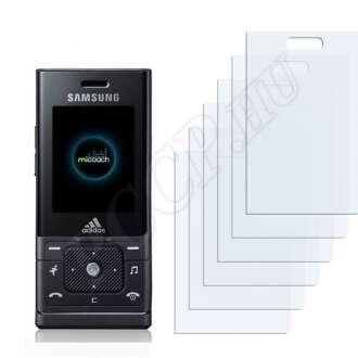 Samsung F110 Adidas kijelzővédő fólia