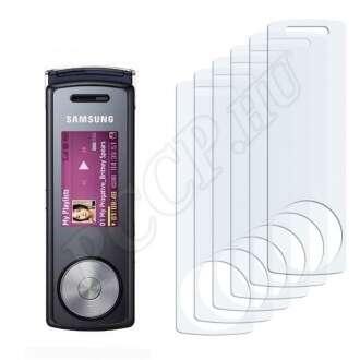 Samsung F210 kijelzővédő fólia
