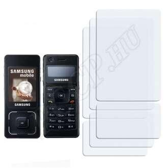 Samsung F300 kijelzővédő fólia