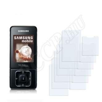 Samsung F500 kijelzővédő fólia