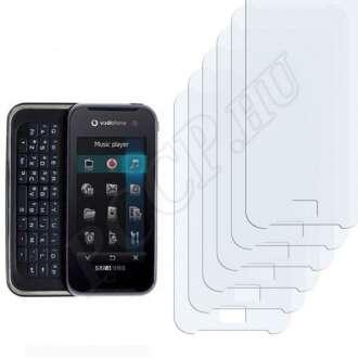 Samsung F700 kijelzővédő fólia