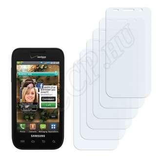 Samsung Fascinate 4G Galaxy S kijelzővédő fólia