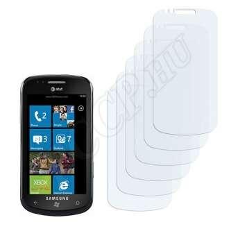 Samsung Focus SGH-i917 kijelzővédő fólia