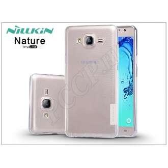 Samsung Galaxy On7 átlátszó szilikon hátlap