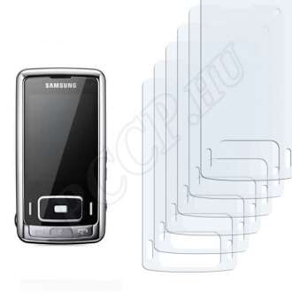Samsung G800 kijelzővédő fólia