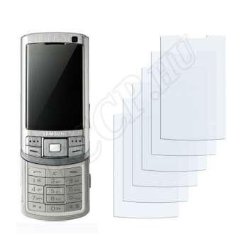 Samsung G810 kijelzővédő fólia