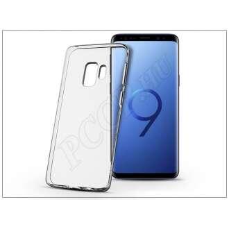 Samsung Galaxy S9 átlátszó szilikon hátlap