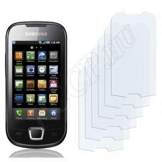 Samsung Galaxy 3 I5800 kijelzővédő fólia