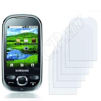 Samsung Galaxy 550 kijelzővédő fólia