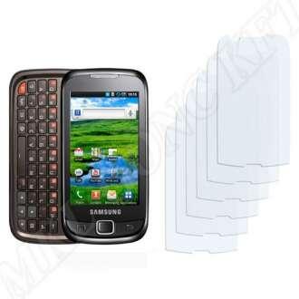 Samsung Galaxy 551 kijelzővédő fólia