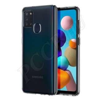 Samsung Galaxy A21s átlátszó hátlap