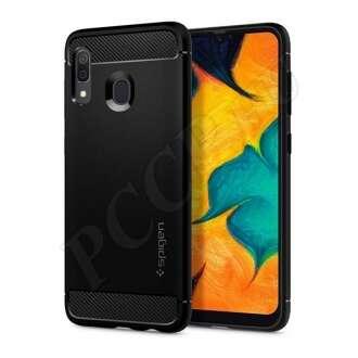 Samsung Galaxy A30 fekete hátlap