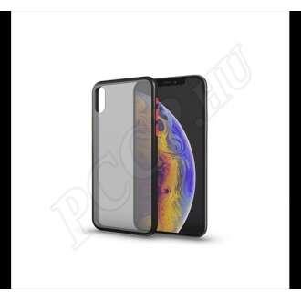 Samsung Galaxy A30 fekete hátlap színes gombokkal - Xprotector