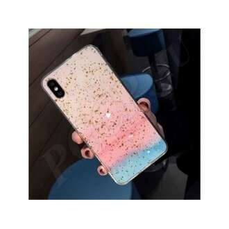 Samsung Galaxy A30 színátmenetes márványos szilikon hátlap