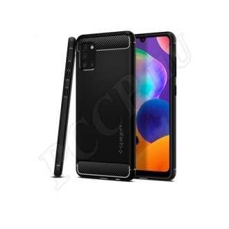 Samsung Galaxy A31 fekete hátlap