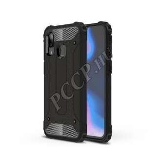 Samsung Galaxy A40 fekete hátlap