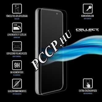 Samsung Galaxy A40 üveg kijelzővédő fólia