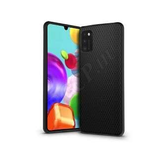 Samsung Galaxy A41 fekete hátlap