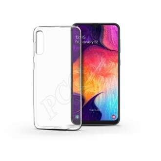 Samsung Galaxy A50 átlátszó szilikon hátlap