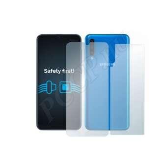 Samsung Galaxy A50 (elő- és hátlap) kijelzővédő fólia