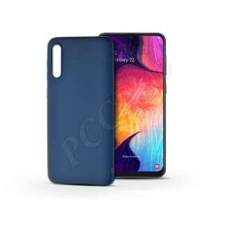 Samsung Galaxy A50 kék szilikon hátlap