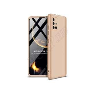 Samsung Galaxy A51 arany hátlap