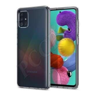 Samsung Galaxy A51 átlátszó hátlap