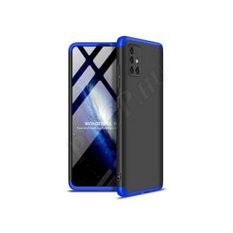 Samsung Galaxy A51 fekete/kék hátlap