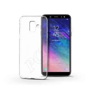 Samsung Galaxy A6 (2018) átlátszó szilikon hátlap
