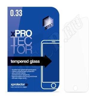 Samsung Galaxy A6 (2018) üveg kijelzővédő fólia - Xprotector