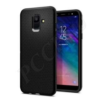 Samsung Galaxy A6 fekete hátlap