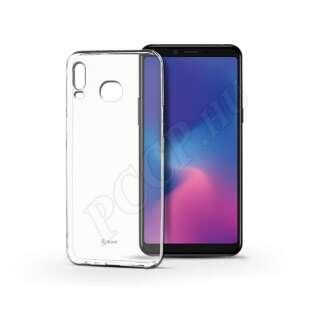 Samsung Galaxy A6S (2018) átlátszó szilikon hátlap