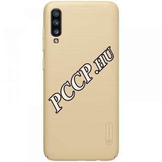 Samsung Galaxy A70 arany hátlap