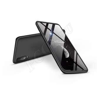 Samsung Galaxy A70 fekete három részből álló védőtok