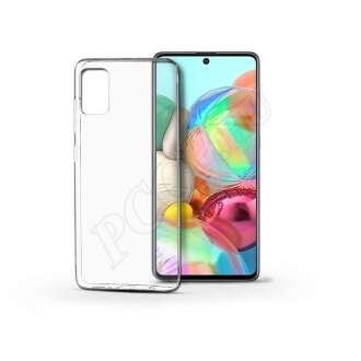 Samsung Galaxy A71 átlátszó szilikon hátlap