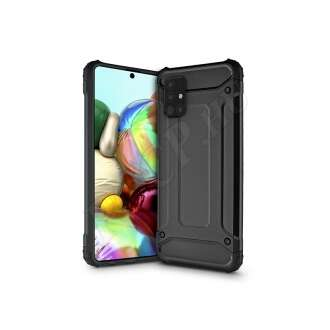 Samsung Galaxy A71 fekete hátlap