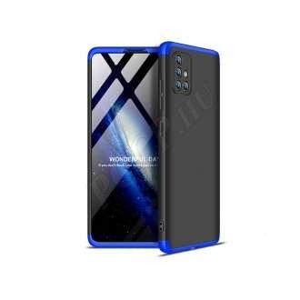 Samsung Galaxy A71 fekete-kék hátlap