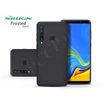 Samsung Galaxy A9 (2018) fekete hátlap