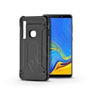 Samsung Galaxy A9 (2018) fekete ütésálló hátlap