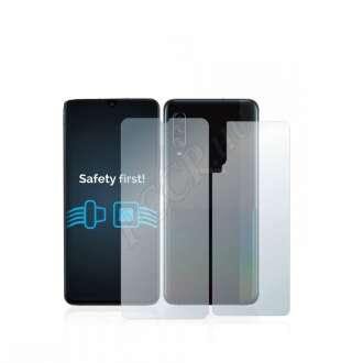 Samsung Galaxy A90 5G (elő- és hátlap) kijelzővédő fólia