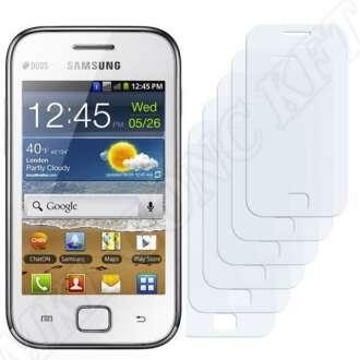 Samsung Galaxy Ace Duos (S6802) kijelzővédő fólia