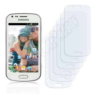 Samsung Galaxy Ace II X S7560M kijelzővédő fólia