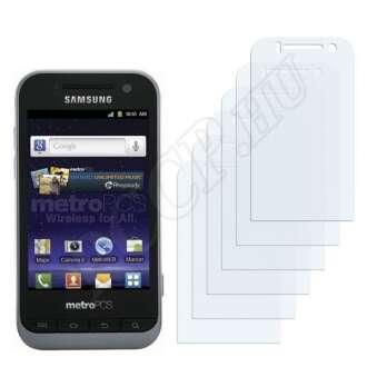 Samsung Galaxy Attain 4G kijelzővédő fólia