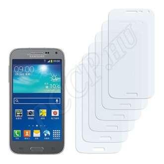 Samsung Galaxy Beam 2 SM-G3858 kijelzővédő fólia