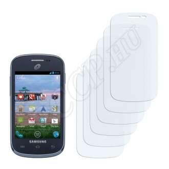 Samsung Galaxy Centura S150G kijelzővédő fólia