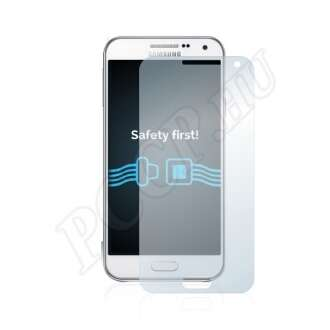 Samsung Galaxy E5 kijelzővédő fólia