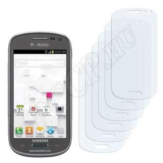 Samsung Galaxy Exhibit T599 kijelzővédő fólia