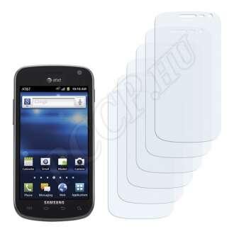 Samsung Galaxy Exhilarate i577 kijelzővédő fólia