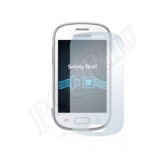 Samsung Galaxy Fame Lite S6790N kijelzővédő fólia